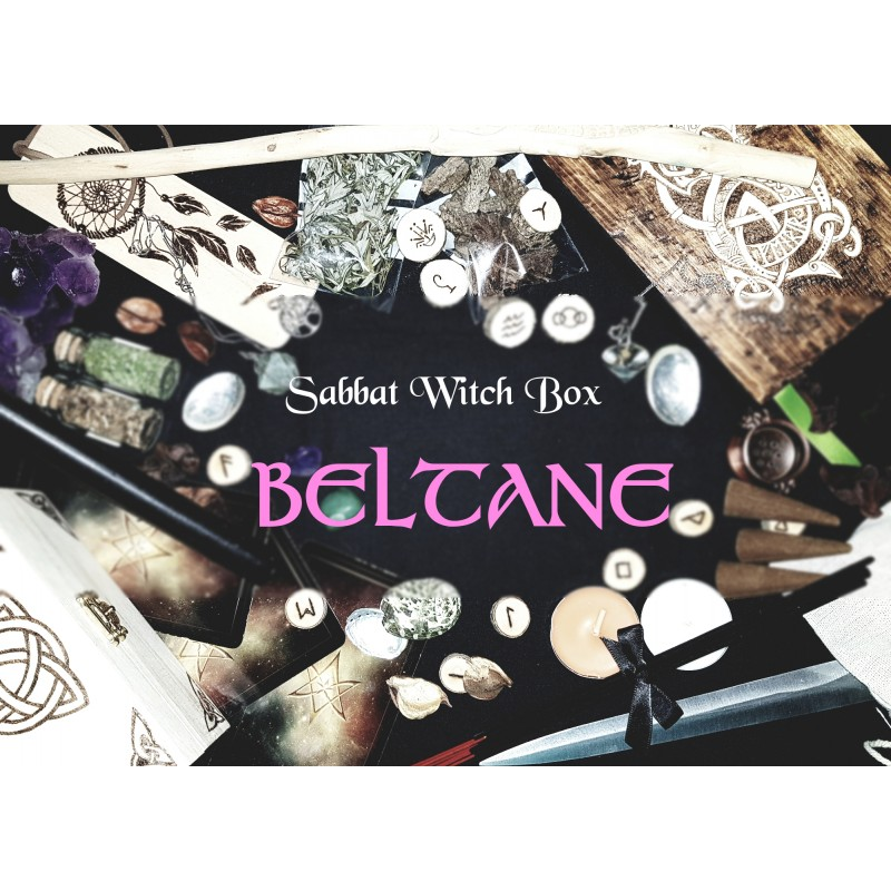 Sabbat Witch Box - BELTANE edition