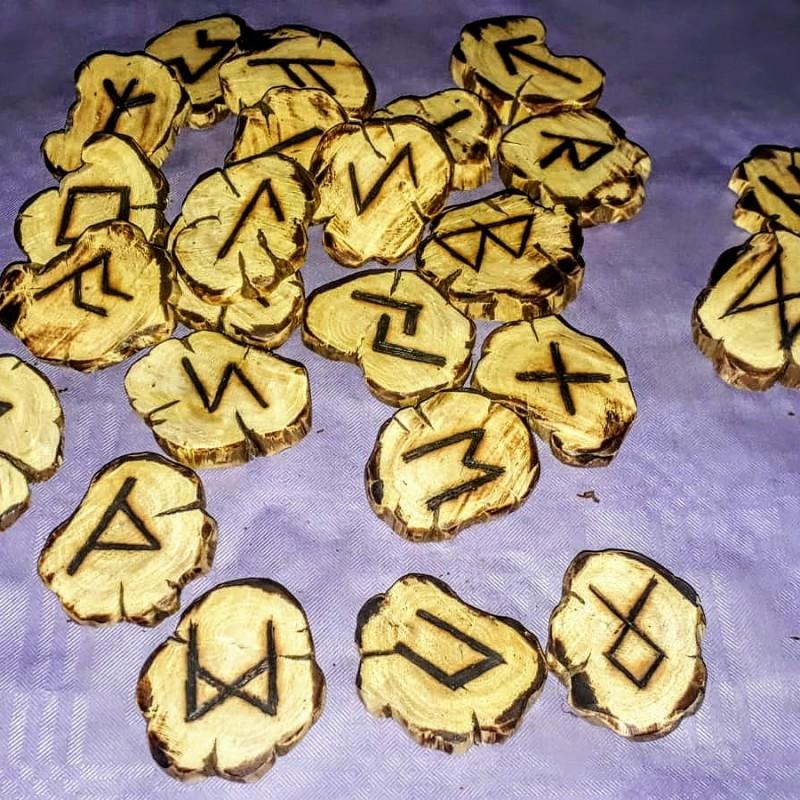 Rune artigianato