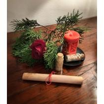 Set per rituale Amore e Passione