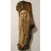 Spirit wood / Spirito di natura / 02 | Antico intagliato nel legno by Mystic Wood