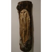 Spirit wood / Spirito di natura / 04 | Antico intagliato nel legno by Mystic Wood