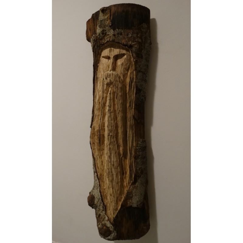Spirit wood / Spirito di natura / 05 | Antico intagliato nel legno by Mystic Wood