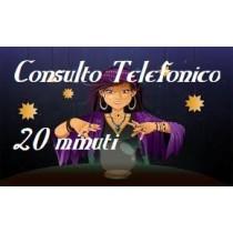 Consulto telefonico 20 minuti