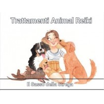 Trattamento Animal Reiki - a distanza