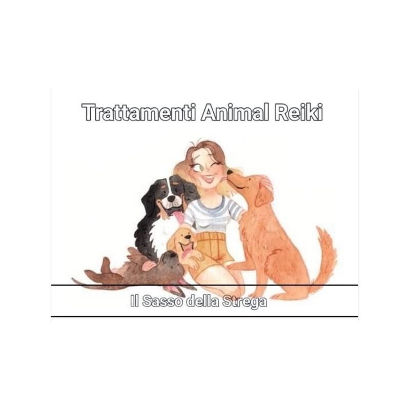 Trattamento Animal Reiki - a distanza
