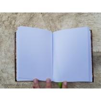 Libro delle ombre / Diario - Fenrir - fatto a mano (piccolo)