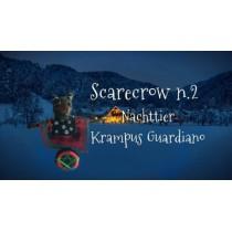 Scarecrow n.2 Nachttier Krampus Guardiano