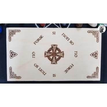 Tavola per la divinazione con il Pendolo