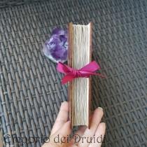 Libro delle ombre / Diario - Triquetra - lato