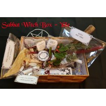 Sabbat Witch Box - YULE Edition