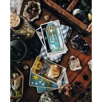 Consulto tarocchi- 9 carte scritto